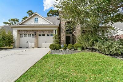 Houston Single Family Home For Sale: 13711 Lake White Rock Drive