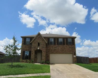Alvin Single Family Home For Sale: 5233 Bailey Lane