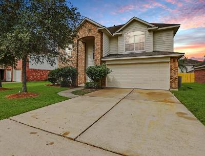 Pearland Single Family Home For Sale: 1908 Plum Falls Lane