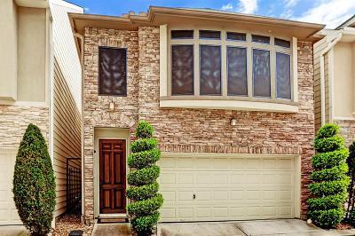 Houston Single Family Home For Sale: 1341 Studer Street