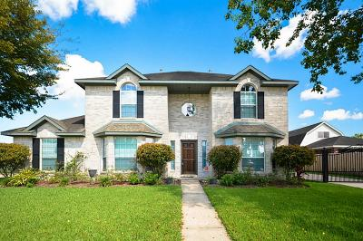 League City Single Family Home For Sale: 416 Coneflower