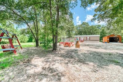 Madisonville Single Family Home For Sale: 4106 Settlers Lane
