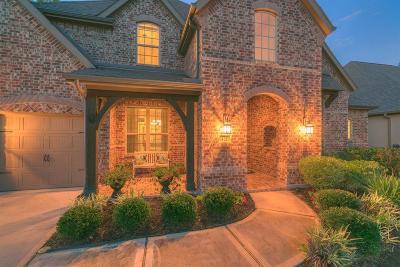 Montgomery Single Family Home For Sale: 122 Monterrey Pines