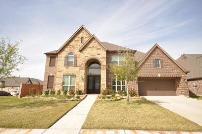 Pearland Single Family Home For Sale: 12617 Crystal Park Lane