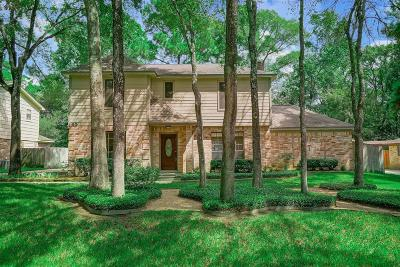 Single Family Home For Sale: 45 W Torch Pine Circle
