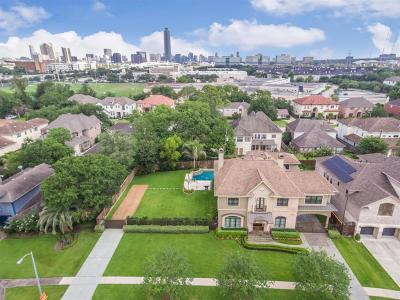 Bellaire Single Family Home For Sale: 4612 Pin Oak Lane