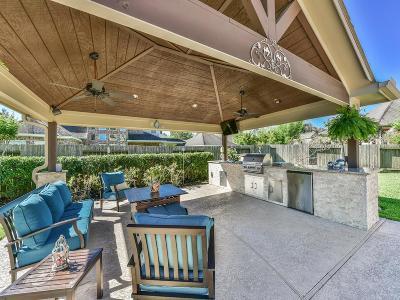 Humble Single Family Home For Sale: 17418 Lake Chelan Lane