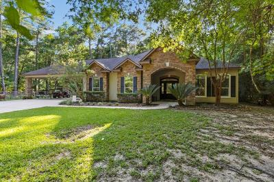 Huffman Single Family Home For Sale: 28802 Misty Oaks Drive