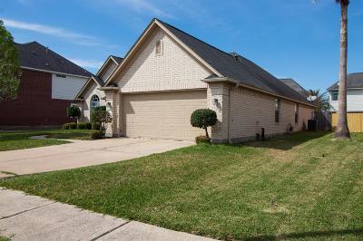 Houston Single Family Home For Sale: 1814 Laurel Bough Lane