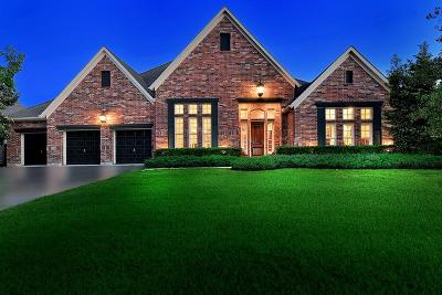 The Woodlands Single Family Home For Sale: 39 Spring Basket Trail