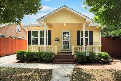 Houston Single Family Home For Sale: 106 Emerald Court