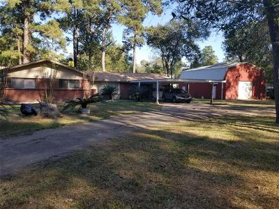 Spring, The Wodlands, Tomball, Cypress Rental For Rent: 17718 W Strack Drive