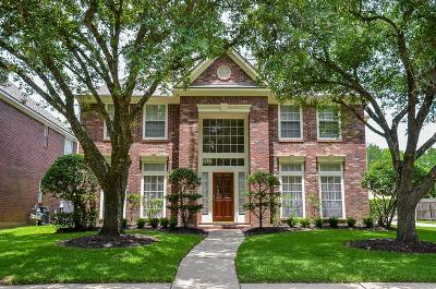 Sugar Land Single Family Home For Sale: 4730 Cambridge Street