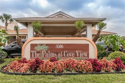 Galveston Condo/Townhouse For Sale: 3506 Cove View Boulevard #201