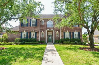 Sugar Land Single Family Home For Sale: 3103 W Autumn Run Circle