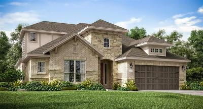 Tomball Single Family Home For Sale: 8918 Stonebriar Creek Crossing