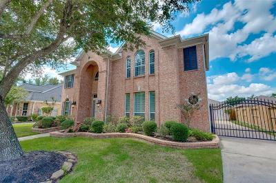 Pearland Single Family Home For Sale: 3120 Autumn Court