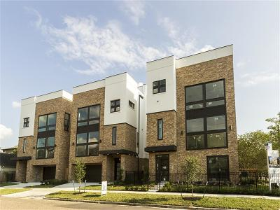 Houston Single Family Home For Sale: 2033 Vermont Street