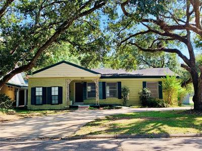 Liberty Single Family Home For Sale: 2600 Cos Street
