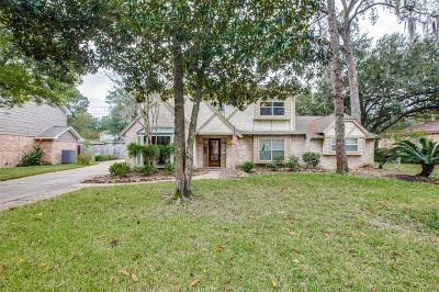 Spring Single Family Home For Sale: 3931 Cypress Lake Drive