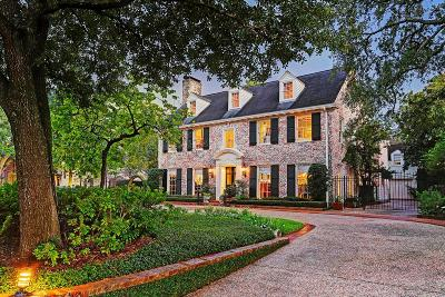 Houston Single Family Home For Sale: 2187 Troon Road