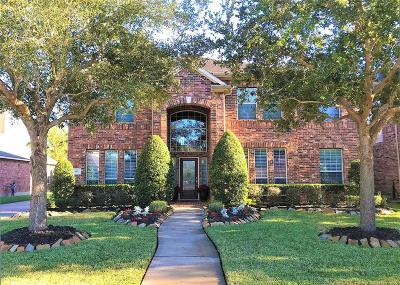 League City Single Family Home For Sale: 416 Bonnie Bay Court