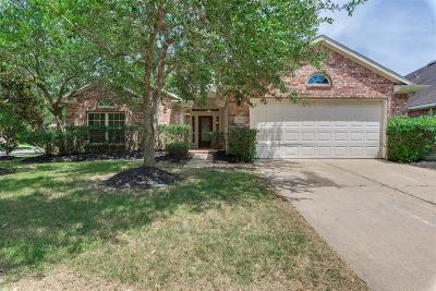 Missouri City Single Family Home For Sale: 3971 Inglewood Circle