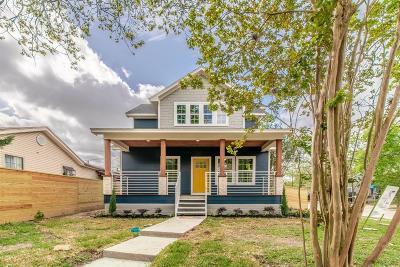 Houston Single Family Home For Sale: 102 Hanover Street