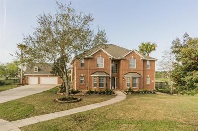 Pearland Single Family Home For Sale: 1608 W Pine Branch