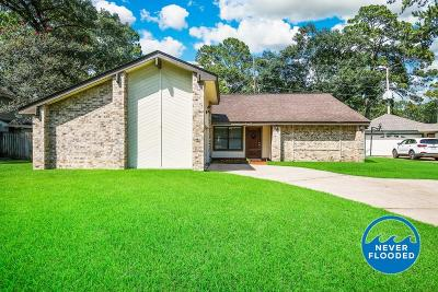 Cypress Single Family Home For Sale: 12818 Raven South Drive
