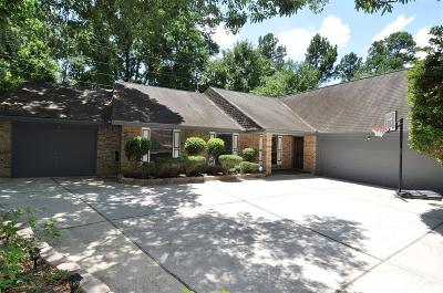 Kingwood Single Family Home For Sale: 4106 Fawn Creek Drive