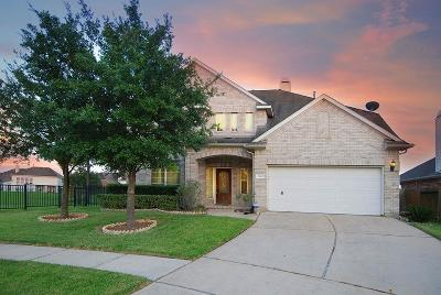 Pearland Single Family Home For Sale: 2101 Pearl Bay Court