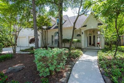 The Woodlands Single Family Home For Sale: 31 Acorn Cluster Court
