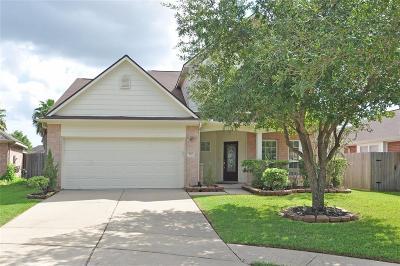 Missouri City Single Family Home For Sale: 5930 Bonita Creek