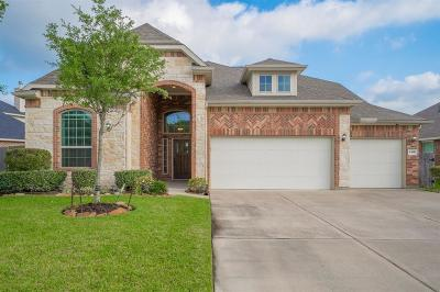 Galveston County, Harris County Single Family Home For Sale: 4418 Carmel River Lane