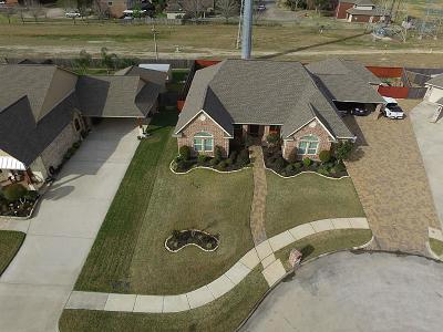 Deer Park Single Family Home For Sale: 2206 E Lonesome Dove Drive