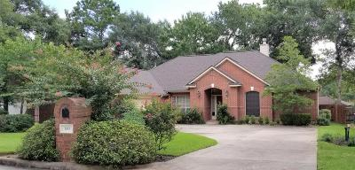 Montgomery Single Family Home For Sale: 149 Dawns Edge Drive