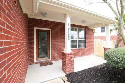 Cypress Single Family Home For Sale: 16126 Colt Springs Lane