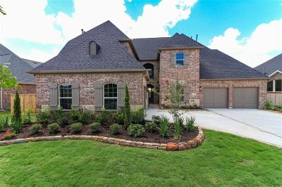 Katy Single Family Home For Sale: 6614 Rochester Lake Loop