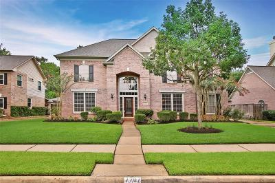 Sugar Land Single Family Home For Sale: 7707 Shady Way Drive