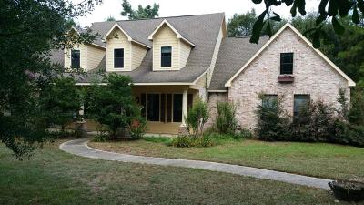 Montgomery Single Family Home For Sale: 8527 Prince William Court