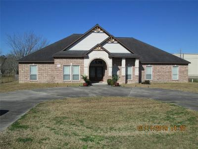 League City Single Family Home For Sale: 3620 Delesandri Lane