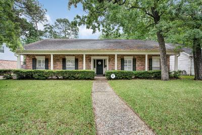 Houston Single Family Home For Sale: 462 Yorkchester Drive