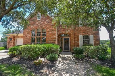 Katy Single Family Home For Sale: 21703 Colonial Bend Lane