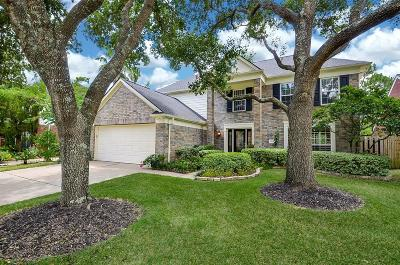 Katy Single Family Home For Sale: 1318 Irish Mist Court