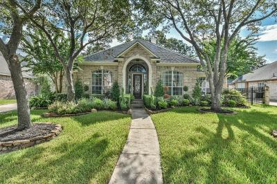 Summerwood Single Family Home For Sale: 14510 Jessica Falls Circle