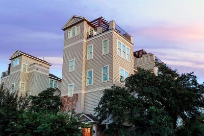 Houston Single Family Home For Sale: 1919 Colquitt Street #F