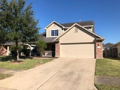 Katy TX Single Family Home For Sale: $199,900