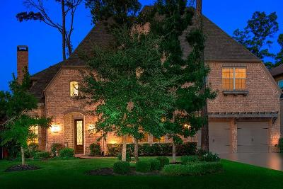 The Woodlands Single Family Home For Sale: 10 S Bacopa Drive