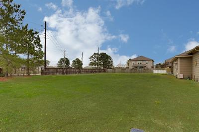 Tomball Residential Lots & Land For Sale: Pine Woods